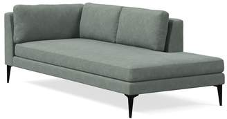 west elm Right-Arm Terminal Chaise