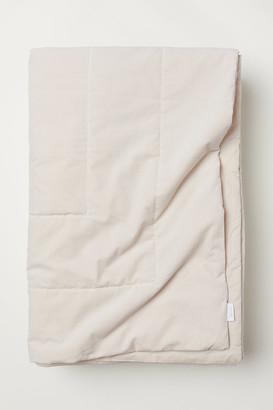H&M Velvet Bedspread