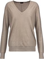 Joseph Cashmere and silk-blend sweater