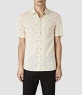 AllSaints Axiom Short Sleeve Shirt
