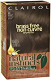 Clairol Natural Instincts Brass Free Hair Color, Medium Brown [5C] 1 ea (Pack of 6)