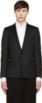 Paul Smith Black Wool Blazer