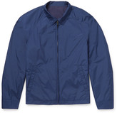 Jil Sander Gubbio Slim-Fit Reversible Shell and Cotton Jacket