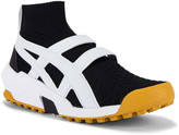 Onitsuka Tiger by Asics AP Knit Trainer in Black & White | FWRD