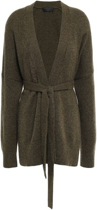 Nili Lotan Navia Wool-blend Cardigan