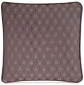"J Queen New York Aston 18"" Square Gusseted Decorative Pillow"