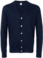 Eleventy button up shirt - men - Silk/Merino - S
