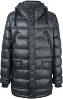 Dolce & Gabbana crown quilted parka coat - men - Feather Down/Nylon/Goose Down/Polyimide - 48