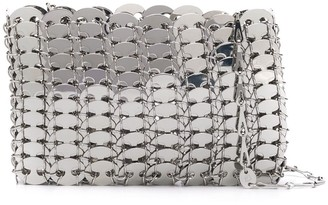 Paco Rabanne Iconic 1969 chain mesh bag