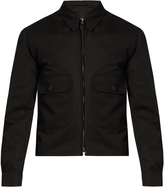 Lemaire Two-pocket cotton jacket