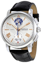 Montblanc 4810 Chronograph Stainless Steel Automatic Watch, 43mm