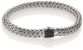 John Hardy Classic Chain Sapphire & Sterling Silver Small Bracelet