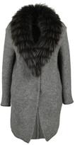 Fabiana Filippi Fox Fur Coat