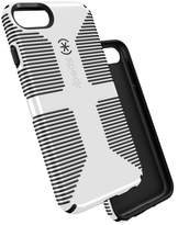 Speck CandyShell Grip iPhone 6/6s/7 Case - Black/White