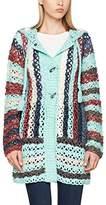 Khujo Women's Laddy Chunky Cardingan Knit Cardigan
