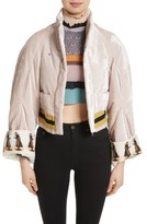 Undercover Women's Crushed Velvet Jacket