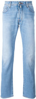Jacob Cohen straight leg jeans - men - Cotton/Spandex/Elastane - 34