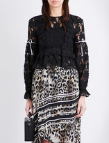 Preen Line Emily lace top