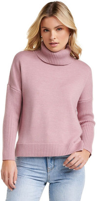 Forever New Bianca Roll Neck Wool Jumper