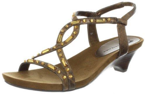 AK Anne Klein Women's Tiyanna Wedge Sandal