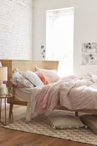 Urban Outfitters Jens Woven Windsor Platform Bed