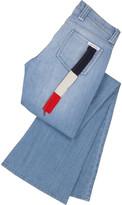 Slinger flared jeans