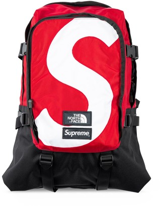 Supreme x The North Face S logo backpack