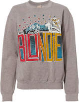 Madeworn Blondie Multicolored Glitter Sweatshirt