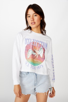 Cotton On Bree Graphic Long Sleeve