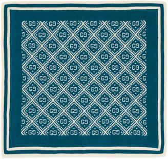 Gucci Baby GG wool blanket