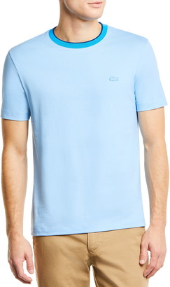 Lacoste Tipped Ringer T-Shirt