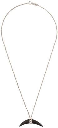 Isabel Marant Horn Pendant Necklace