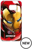 Marvel MARVEL IRONMAN PERSONALISED SAMSUNG S7 PHONE CASE