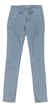 MiH Jeans Blue Cotton - elasthane Jeans