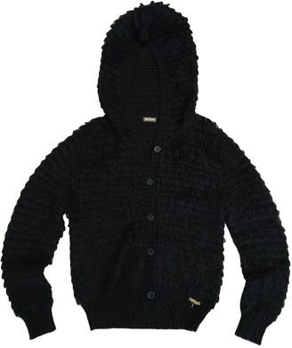 Galliano Black Wool Knitwear for Women