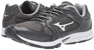 Mizuno Utility Trainer (Grey/White) Men's Shoes
