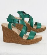 Daytrip Women's Colored Sandal in Green