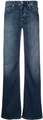 Dondup Low-Waist Straight Jeans