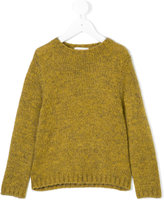 Maan knitted round neck jumper