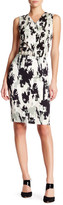 HUGO BOSS Vepina Printed Pencil Skirt