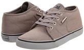 Dekline Harper (Grey/Grey/Monks Canvas) - Footwear