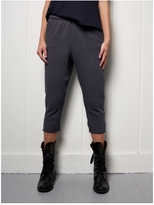 TEE LAB By FRANK & EILEEN Cropped Sweatpant