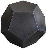 CFC Pentagon Side Table - Black