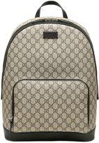 Gucci Gg Supreme Print Backpack