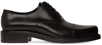 DSQUARED2 Oxford Leather Lace-Up Shoes