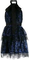 Self-Portrait Self Portrait sequin dress