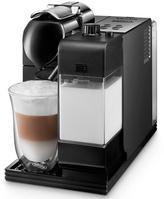 Nespresso Lattissima Capsule Espresso/Cappuccino Machine in Black