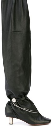 Proenza Schouler Over the Knee Slouch Boots