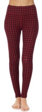 Cuddl Duds Softwear High-Waist Leggings