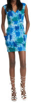 Plenty by Tracy Reese Pocketed Shift Dress